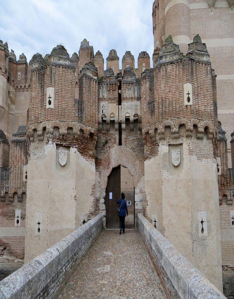 Castillos de Castilla León