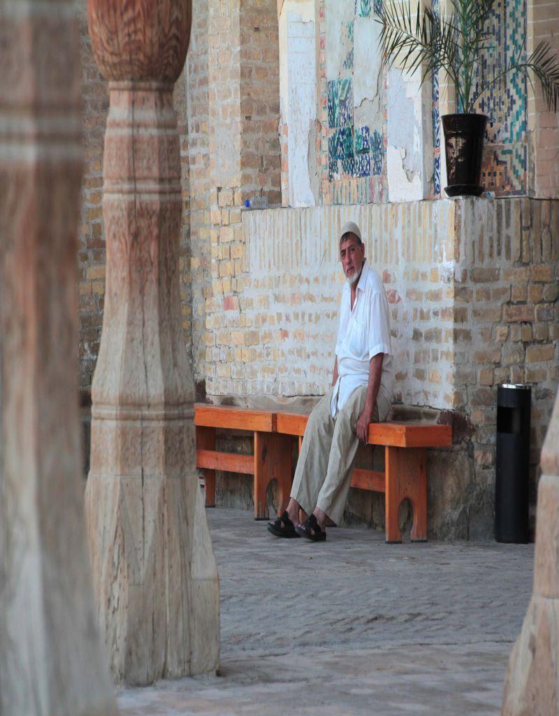 Gentes de Uzbekistán
