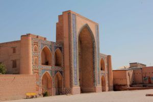 Madraza. Bukhara