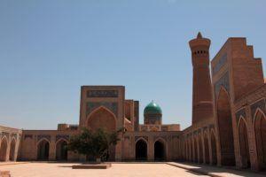 Mezquita. Bukhara