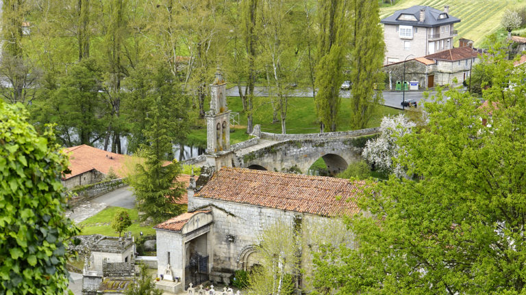 Allariz. Puente Románico