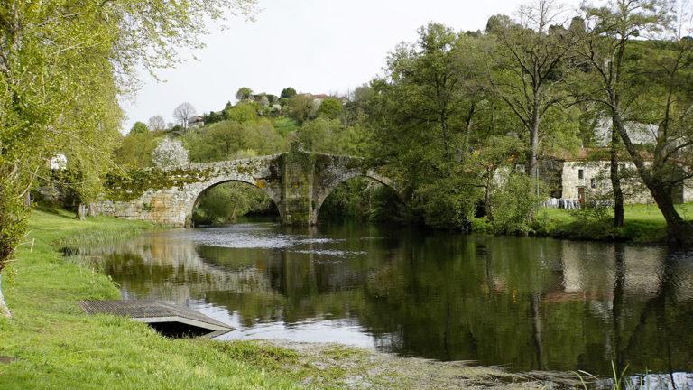 Allariz - Puente Románico