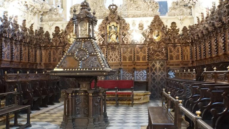 Basílica de Santa María. Arcos de la Frontera