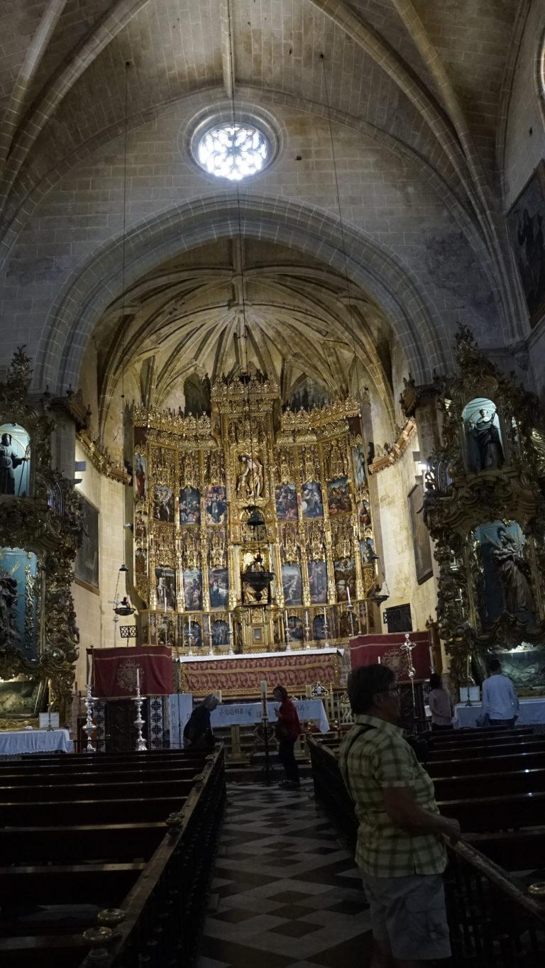 Iglesia de San Pedro. Arcos de la Frontera