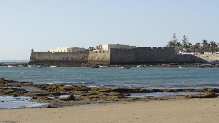 Fortaleza de Santa Catalina. Cádiz