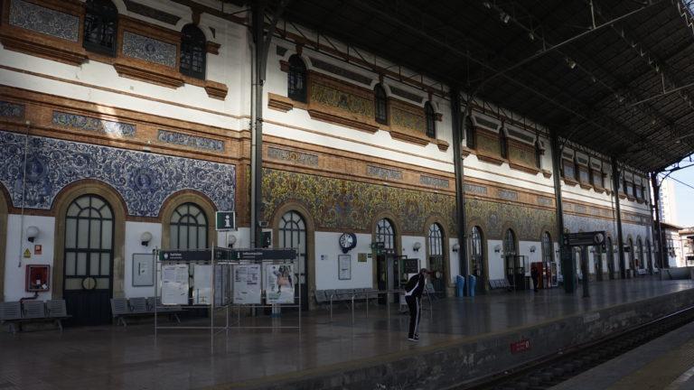 Estación Tren. Jerez de la Frontera
