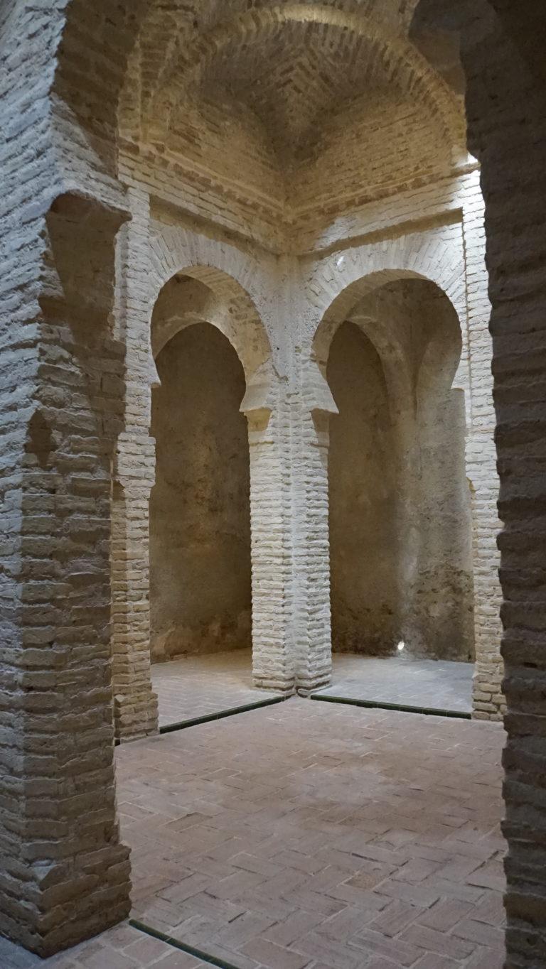 Alcázar Almohade. Jerez de la Frontera