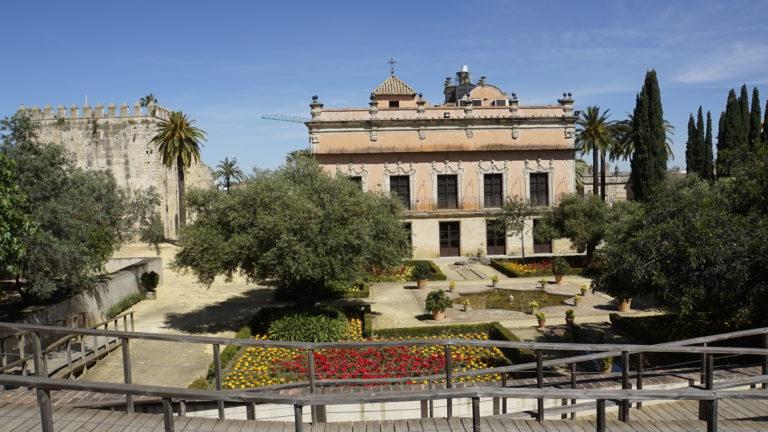 Palacio de Villavicencio. Jerez de la Frontera