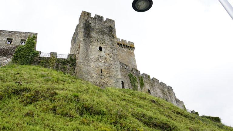 Muralla y Torre del Homenaje