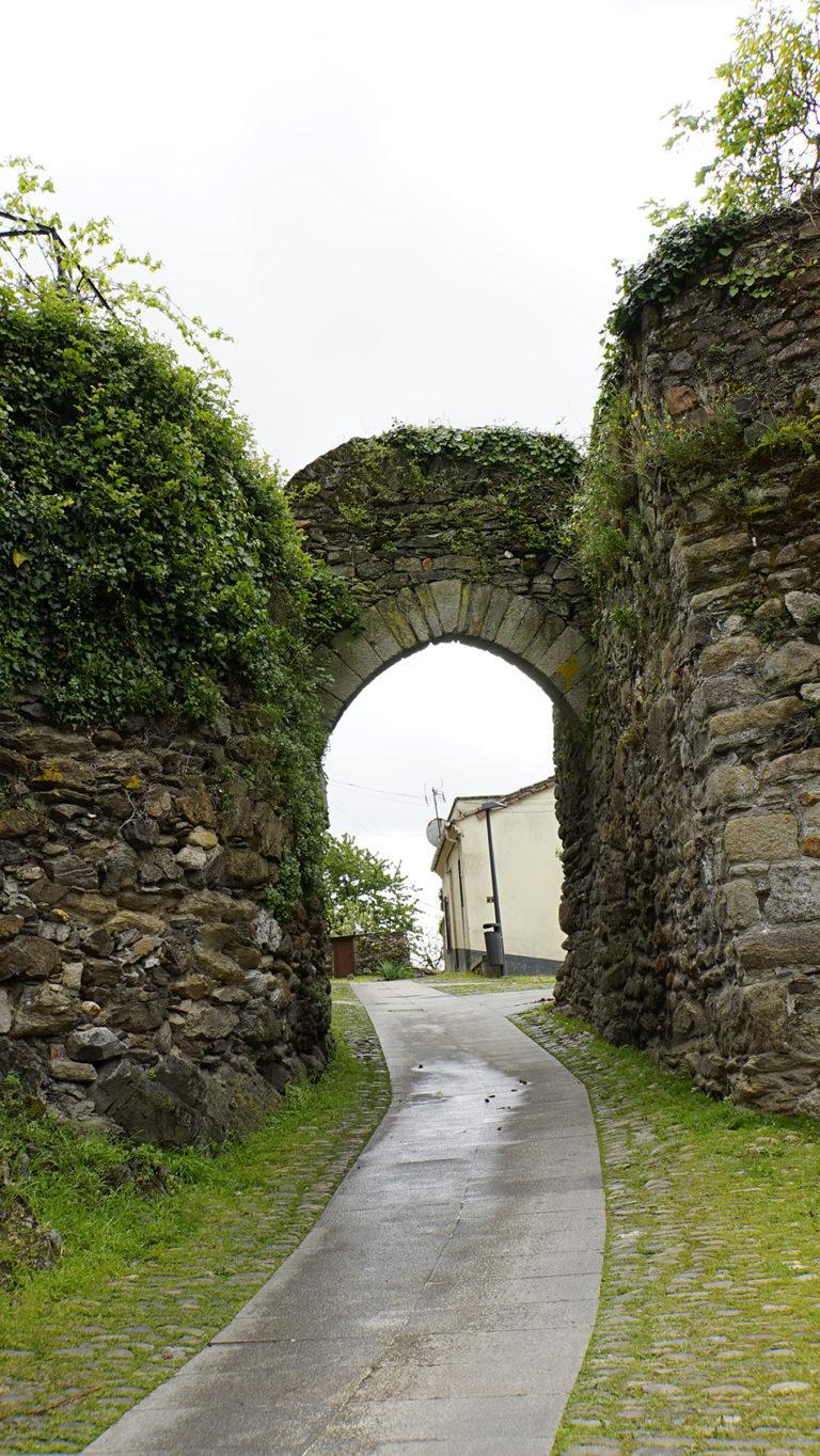Puerta de la Muralla. Monforte de Lemos