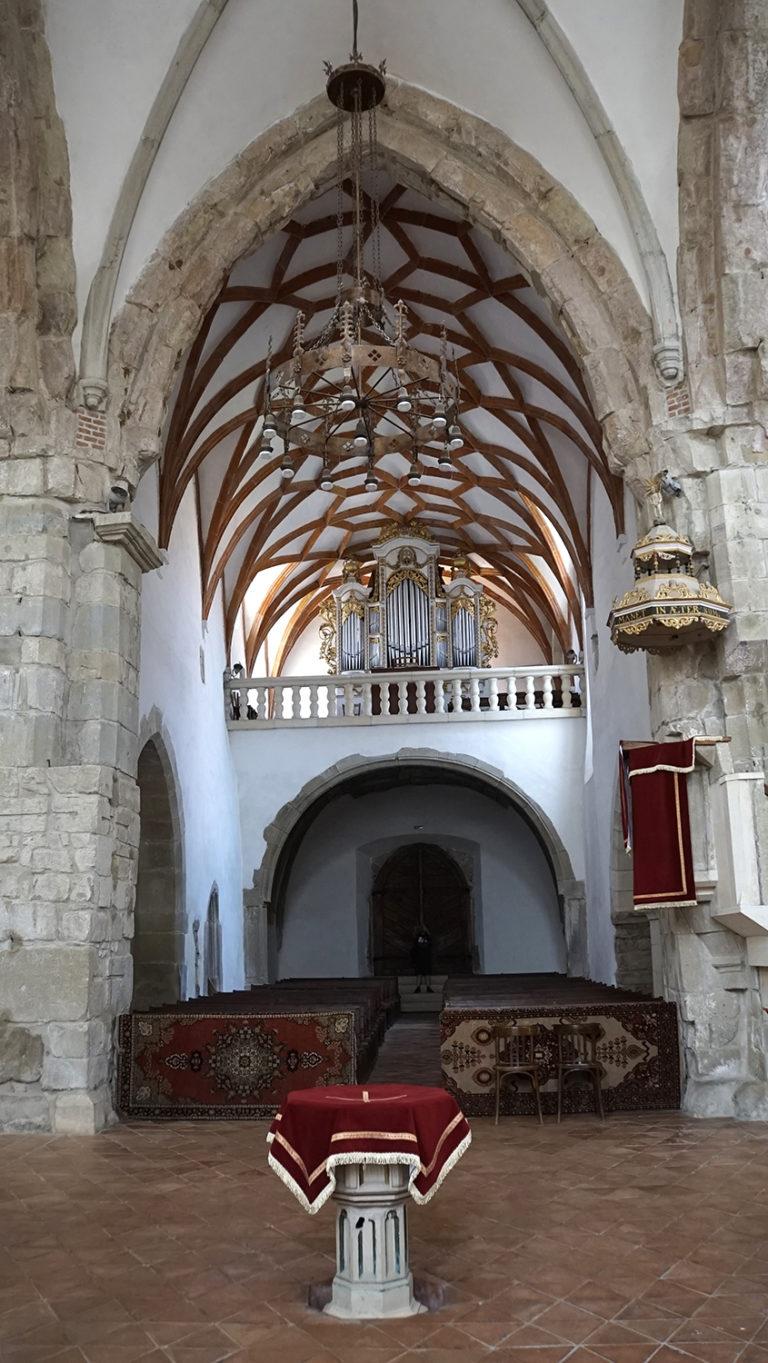 Iglesia Fortificada de Prejmer