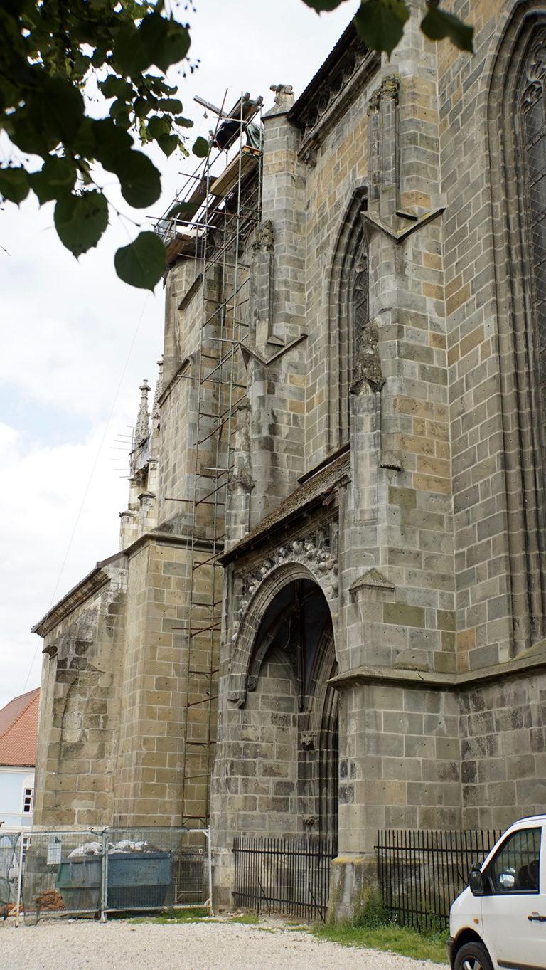 Brasov. Catedral Negra