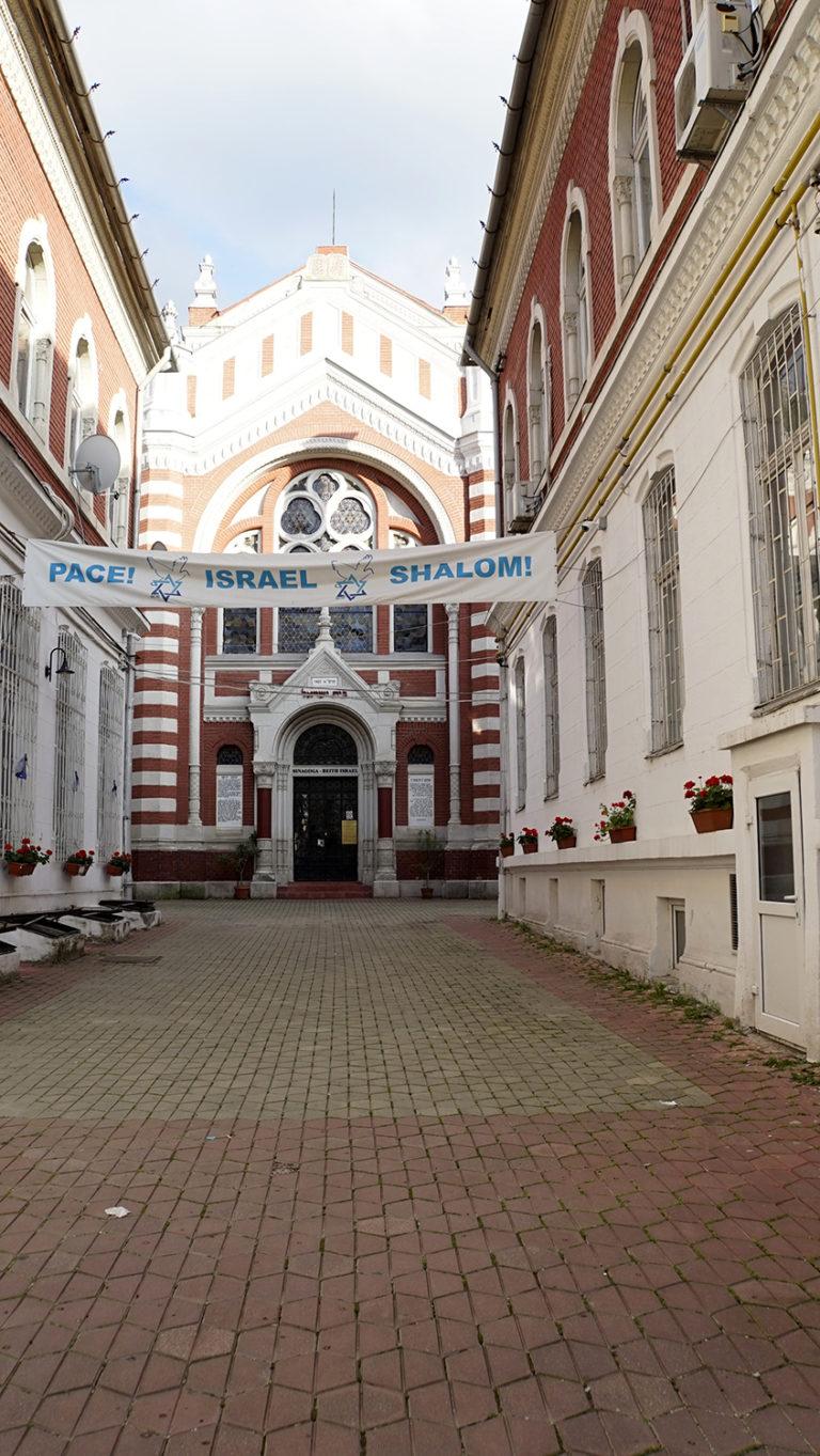 Brasov. Sinagoga