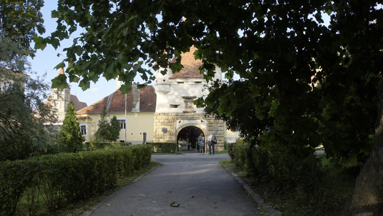 Brasov. Puerta muralla