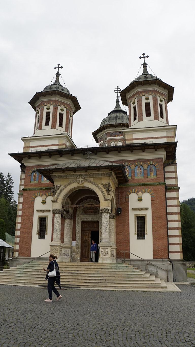 Monasterio de Sinaia. Iglesia Grande