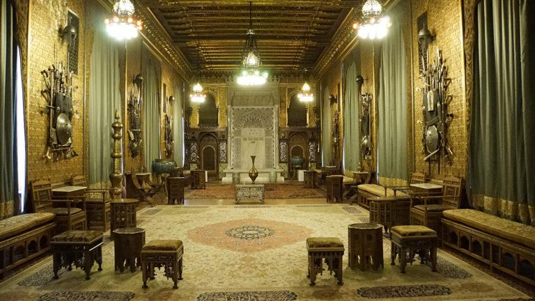 Castillo de Peles. Sala Moruna