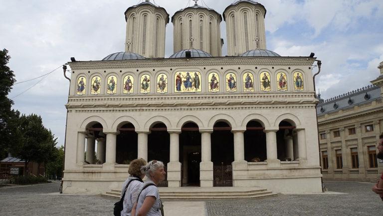 Bucarest. Catedral Ortodoxa