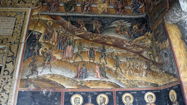 Monasterio de Cozia