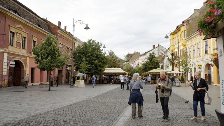 Sibiu. Plaza Grande