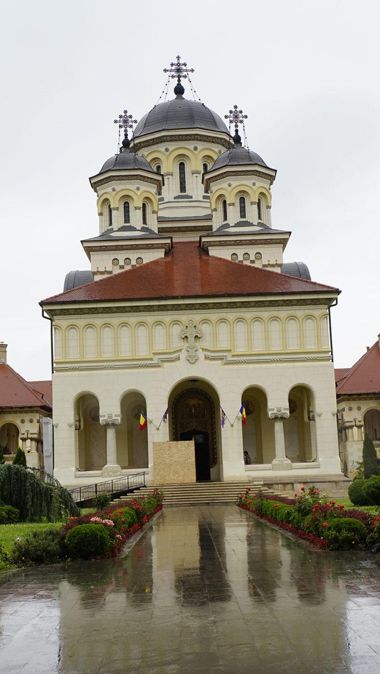 Alba Iulia. Catedral Ortodoxa