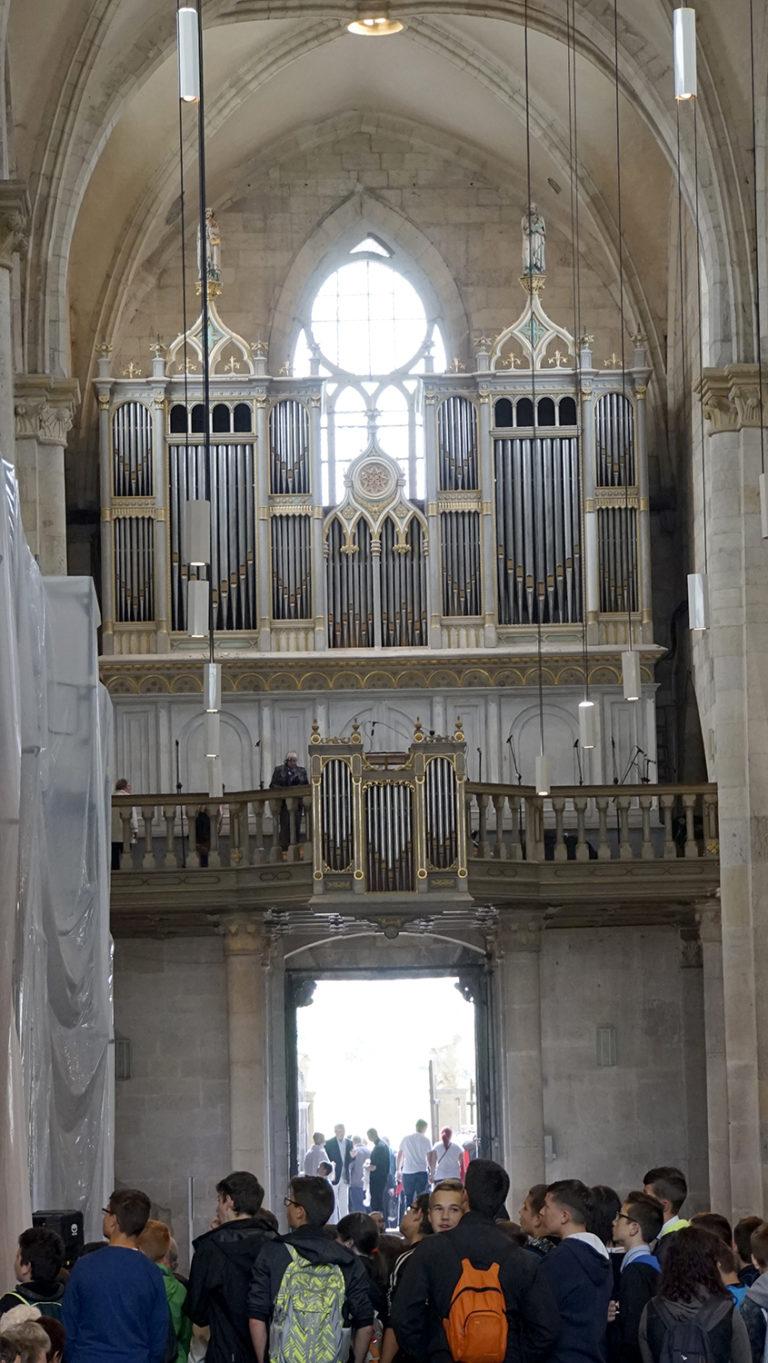 Alba Iulia. Catedral católica