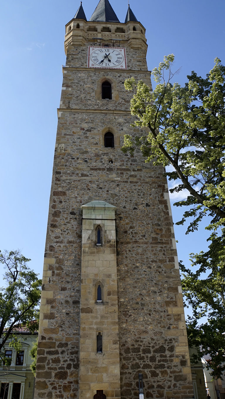 Baia Mare. Torre medieval