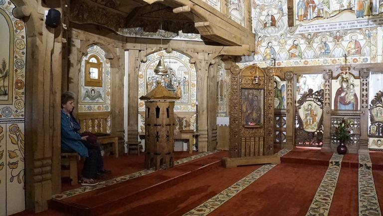 Complejo de iglesias de Barsana