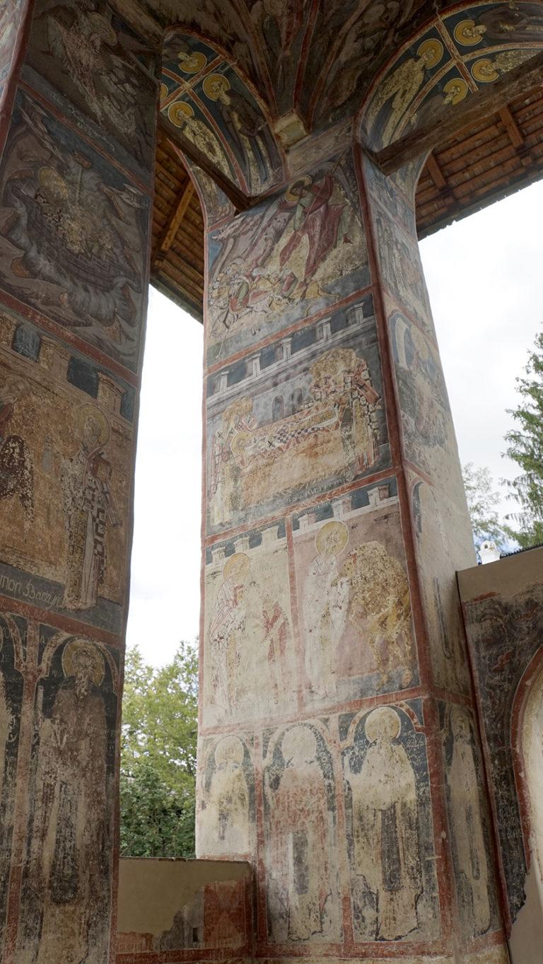 Monasterio Moldovita