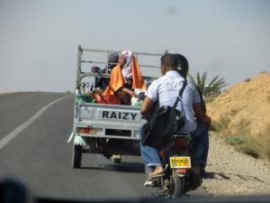 Marruecos. En la carretera