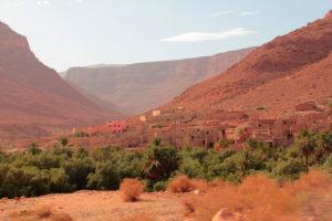 Marruecos. Atravesando el Atlas