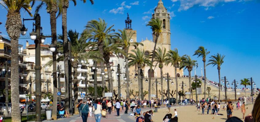 Barcelona-Tarragona-Sitges